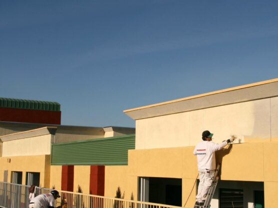 commercial exterior painting San Jose ca