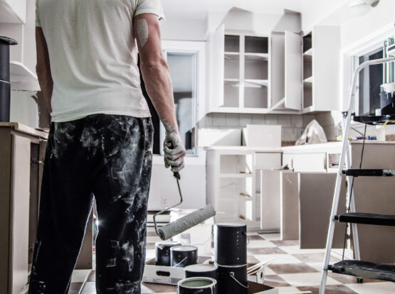 kitchen cabinets painting San Jose